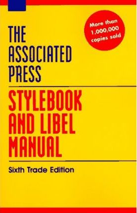Stylebook Revised
