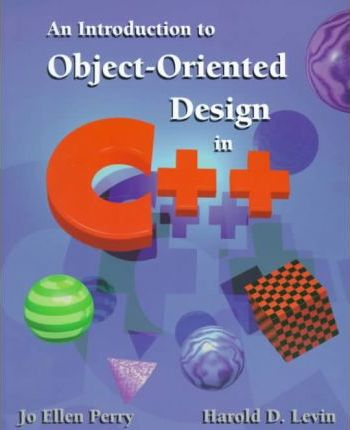 Introduction to Object Orient Design in C++