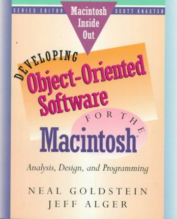 Developing Object-Oriented Software for the Macintosh
