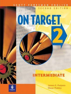 On Target 2, Intermediate, Scott Foresman English Audiocassettes (3)