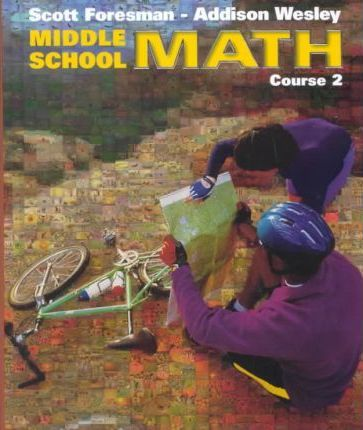 Sfaw Math Middle School Course 2 Student Edition