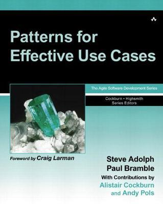 Patterns for Effective Use Cases