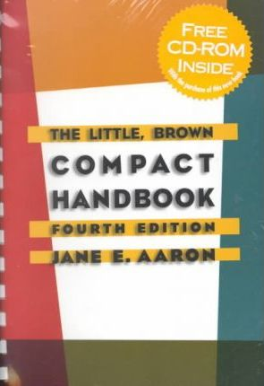 Little, Brown Compact Handbook and CD-ROM Package