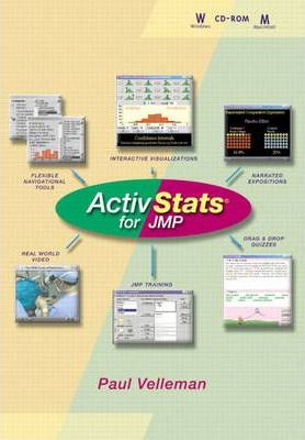 Activstats for Jmp 2002-2003 Release (MAC & PC)