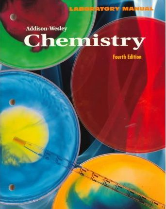 Addison Wesley Chemistry: Laboratory Manual (Consumable