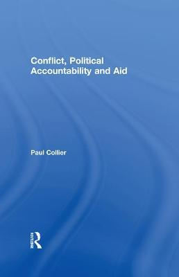 Conflict, Political Accountability, and Aid