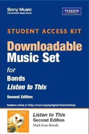 Sony Music Download Access Card