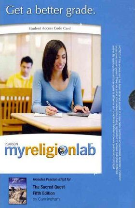 MyLab Religion with Pearson eText -- Standalone Access Card -- for The Sacred Quest