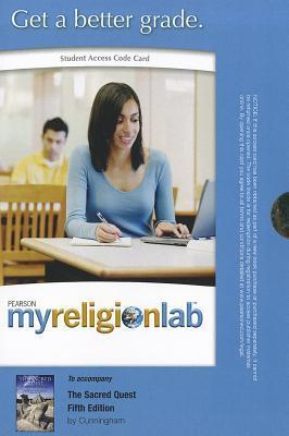 MyLab Religion -- Standalone Access Card -- for The Sacred Quest