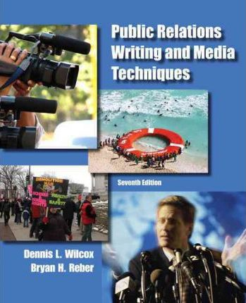 Public Relations Writing and Media Techniques