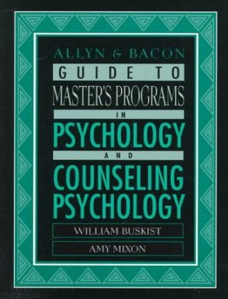 Guide to Master's Programs in Psychology