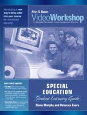 Videoworkshop for Special Education and Inclusion: Student Learning Guide with CD-ROM (Valuepack Item Only)