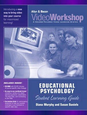 Videoworkshop for Educational Psychology: Student Learning Guide with CD-Rom (Valuepack Item Only)