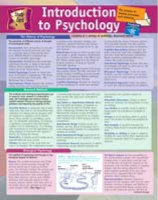 Study Card for Introduction to Psychology