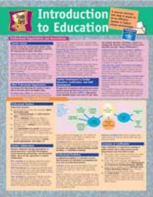 Study Card for Introduction to Education