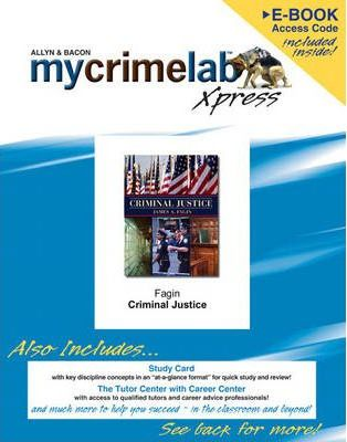 MyCrimeLab Xpress (CourseCompass Version)
