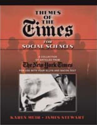 Themes of the Times for Social Sciences: Valuepack Item Only