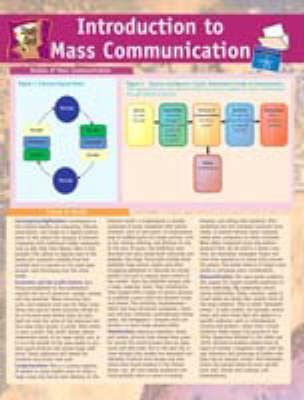 Study Card for Introduction to Mass Communication