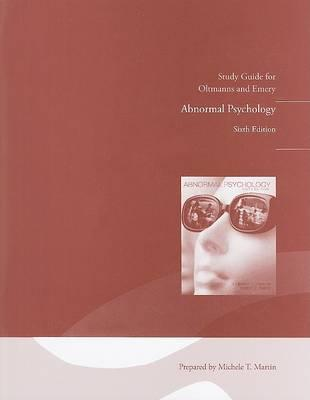 Study Guide with Practice Tests for Abnormal Psychology