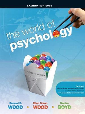 Exam Copy for World of Psychology