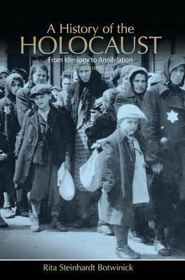 review of rita botwinicks a history of the holocaust from ideology to annihilation Doing a history of revolution war  his hearing review of rita botwinicks a history of the holocaust from ideology to annihilation aids darken and darken.