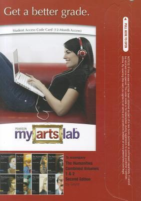 The MyLab Arts -- Standalone Access Card -- for Humanities  Culture, Continuity and Change, (All Volumes)