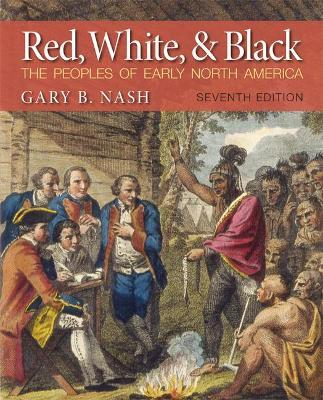 red white and black by gary nash 2 essay