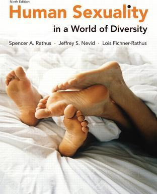 Human Sexuality in a World of Diversity (case)