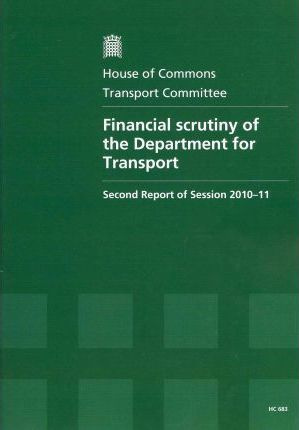 Financial Scrutiny of the Department for Transport