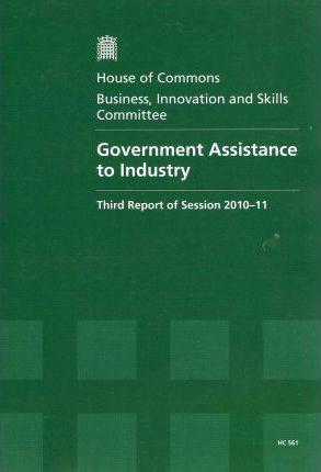 Government Assistance to Industry