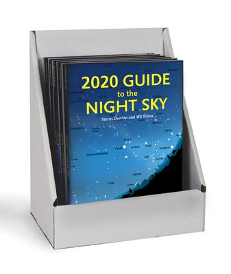 2020 Guide to the Night Sky  10-Copy Counterpack