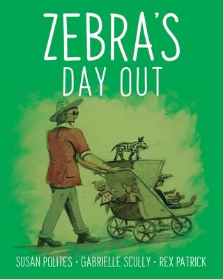 Zebra's Day Out