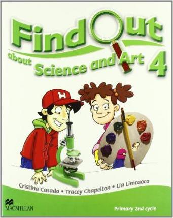 Find Out 4. Science & Art. Activity Book