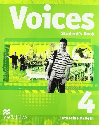Voices 4ºESO Student's book