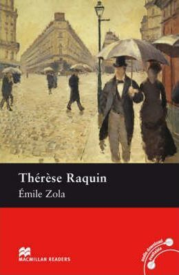 Macmillan Reader Level 5 Therese Raquin Inermediate Reader (B1+)