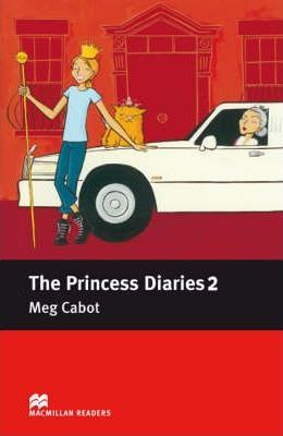Macmillan Readers Princess Diaries 2 The Elementary Without CD