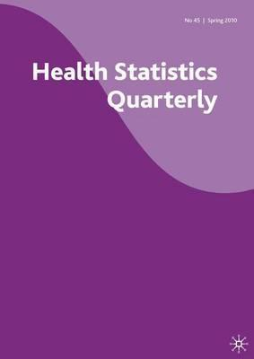 Health Statistics Quarterly Winter 2010 No. 48