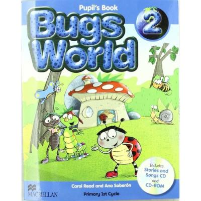 Bugs World Level 2 Pack New Version