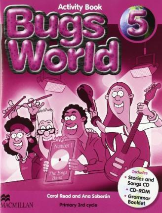Bugs World 5 Activity Pack