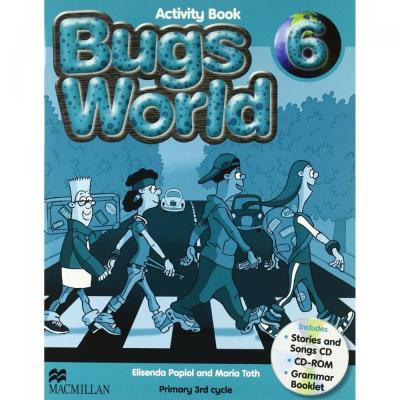 Bugs World 6 Activity Pack
