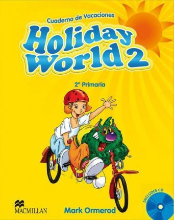 HOLIDAY WORLD 2 Activity pack