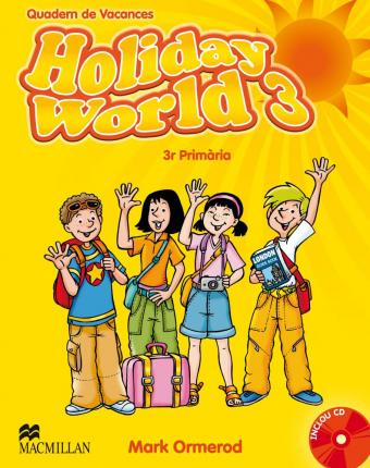 Holiday World 3 Activity Pack Catalana