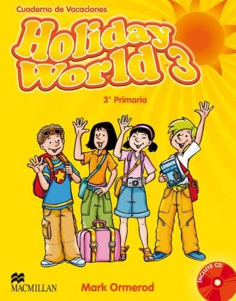 Holiday World 3 Activity Pack Castellana