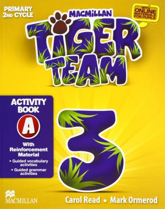 TIGER 3 Activity book A Pack