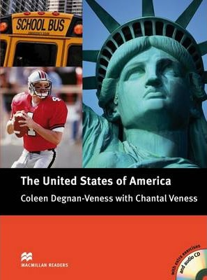 Macmillan Readers The United States of America Pre Intermediate Pack
