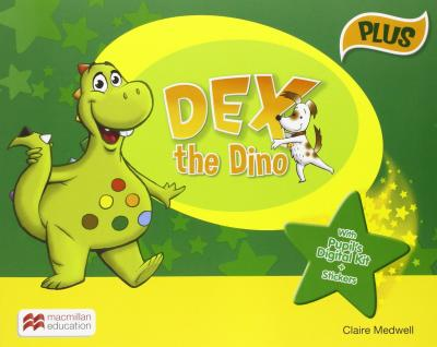 Dex the Dino PupilÂ's Book Pack Plus
