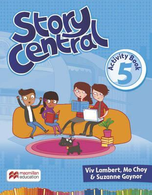 Story Central Level 5 Activity Book