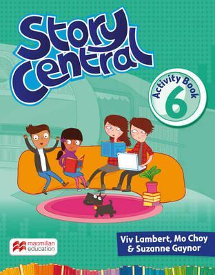 Story Central Level 6 Activity Book