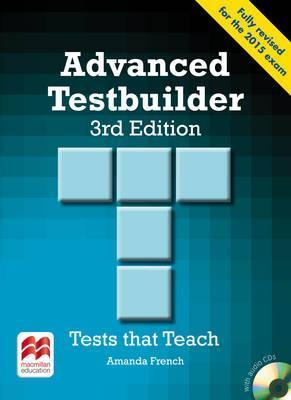 Advanced Testbuilder 3rd edition Student's Book without key Pack