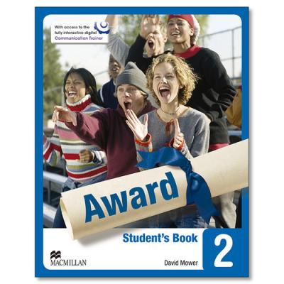 Award 2 Student's Pack English Edition